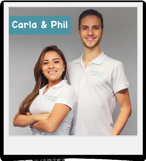 Carla & Phil